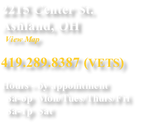 2215 Center St.